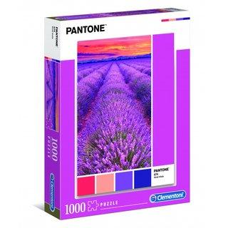 Puzzle Pantonelebhafte Viola 1000 Teile