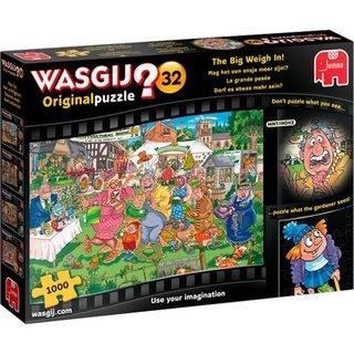 Puzzle Wasgij Destinythe Big Weigh In! 1000 Stück