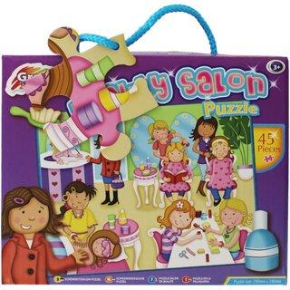 Puzzle Beauty Salon 45 Teile