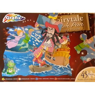 Puzzle Peter Pan45 Teile
