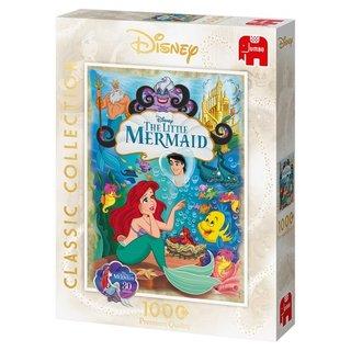 Classic Disney Die Kleine Meerjungfrau Puzzle 1000 Teile