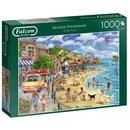 Puzzle Seaside Promenade1000 Teile