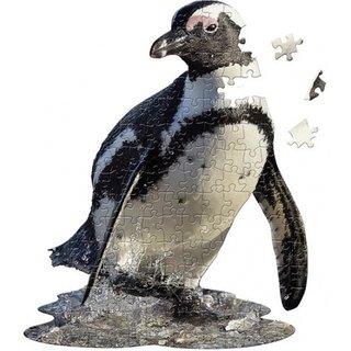 Puzzle Pinguin Schwarz/Weiß 110 Teile