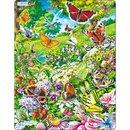 Puzzle Maxi Vlinders42 Teile
