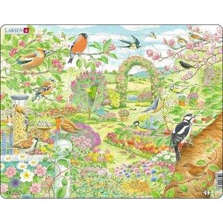 Puzzle Maxi Tuinvogels60 Teile