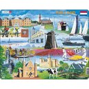 Puzzle Maxi Hollandse Trekpleisters66 Teile