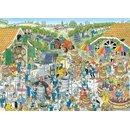 Jan Van Haasteren Das Weinberg-Puzzle 1000 Teile