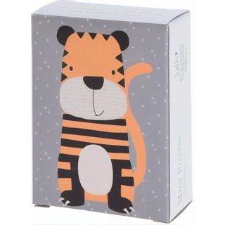 Mini-Puzzle 18 X 13 Cm Tiger