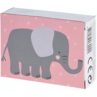 Mini-Puzzle 13 X 18 Cm Elefant