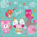 Puzzle Lächeln 25 X 20 Cm 42-Teilig