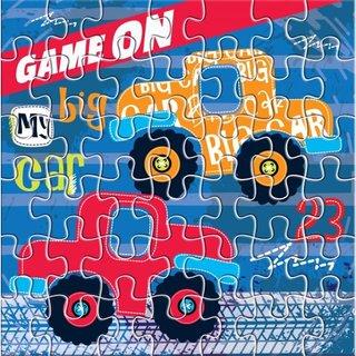 Puzzle Spiel Auf 25 X 20 Cm 42-Teilig