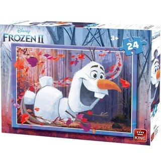 Puzzle Disneyfrozen Ii Junior 24 Teile (A)