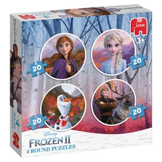Puzzles Disney Frozen 2 20 Stück 4-Teilig