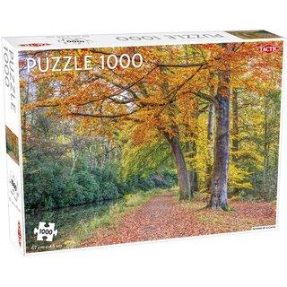 Puzzle Weg Durch Einen Kanal 1000 Teile