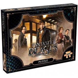 Puzzle Fantastic Beasts 500 Teile