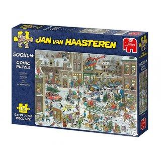 Puzzle Jan Van Haasteren - Weihnachten 500Xl Teile