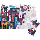 Puzzlespielschloss Eco24 Teile