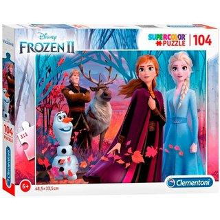 Puzzle Frozen Ii 104 Teile