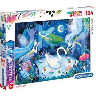 Puzzle Mit A Fairy Night104 Teilen