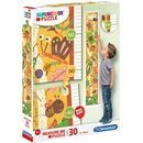 Puzzle Measure Me The Bugs House 30 Teile