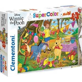 Puzzle Maxi Winnie De Poeh24 Teile