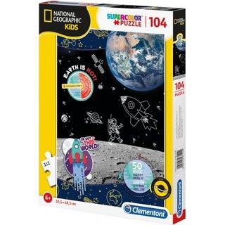 Puzzle Mit National Geographic104 Teilen