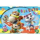 Puzzle Maxi 44 Cool Cats 24 Teile