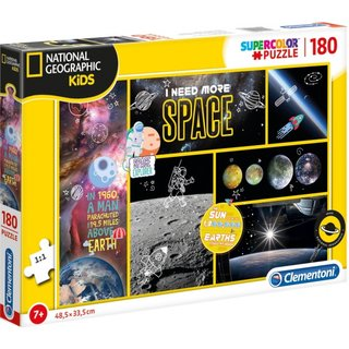 Puzzle National Geographicspace 180 Teile