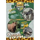 Puzzle National Geographicexpore 180 Teile