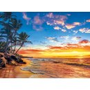 Puzzle High Quality- Paradise Beach 500 Teile