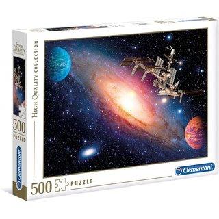 Puzzle Hq - Internationale Raumstation 500 Teile