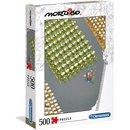 Puzzle Mordillo- Die 500 Teile Vom März