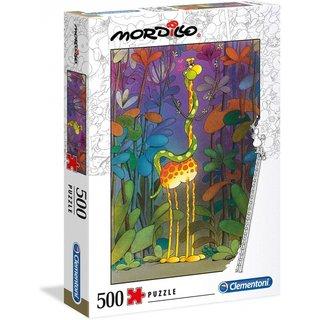 Puzzle Mordillo- Die Liebhaberin 500 Teile