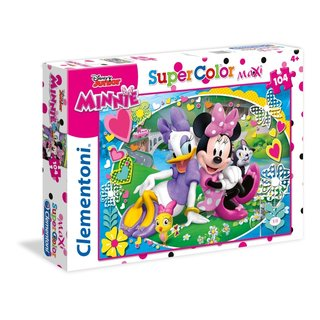Puzzle Minnie-Maus-Picknick 104 Teile