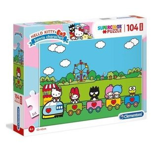 Puzzle Hello Kitty 104 Teile