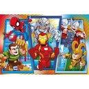 Puzzle Disney Superhelden-Abenteuer 104 Teile