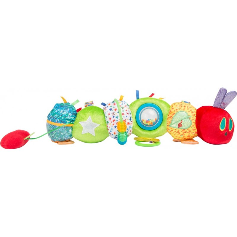 The Very Hungry Caterpillar Spielzeug Rassel 39 Cm