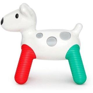 Rasselhund Mit Licht 10,5 X 5 X 10 Cm