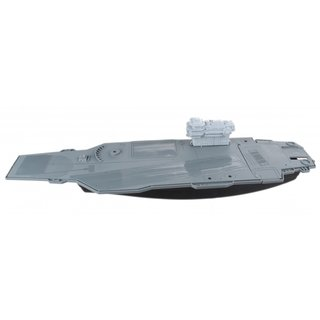 Spielset Flugzeugträger Grau 86 Cm