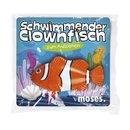 Opwindfiguur Clown 7,5 Cm Orange