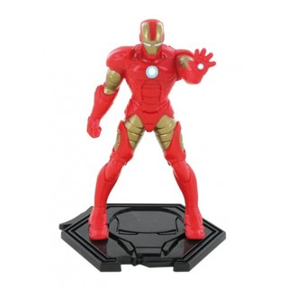 Spielfigur Avengers Iron Man 9 Cm Rot