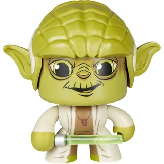 Star Wars Mighty Muggs Yoda 9,5 Cm