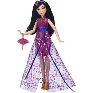 Disney Princessdeluxe Style Mulan 26 Cm Lila
