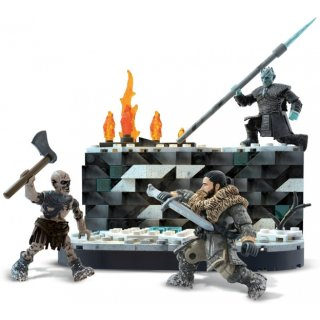 Spielset Game Of Thrones- Battle Boys Grau 4-Teilig