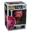 Sammlerstück Pop! Comics: Saga - Izabel 9 Cm Rosa