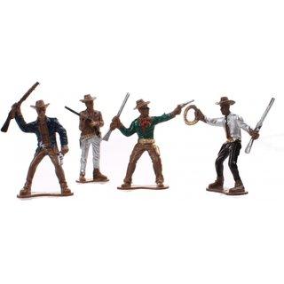 Spielset Wild West 4 Teile