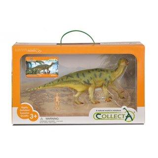 Vorgeschichte: Iguanodon Deluxe Fensterbox 28 Cm Grün