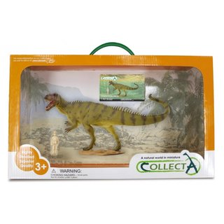 Vorgeschichte: Torvosaurus Spielset 35 Cm Grün