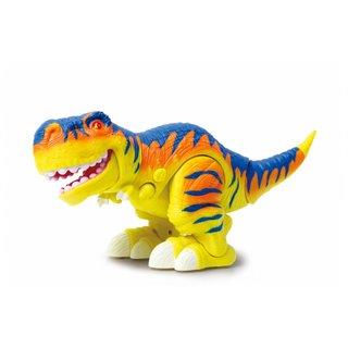 Steuerbarer Dinosaurier Bruni Junior 2,4 Ghz Gelb
