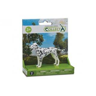 Hunde: Dalmatiner Spielset 13,5 Cm Schwarz/Weiß